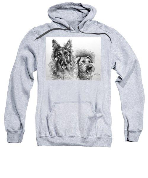 Ted And Seamus Sweatshirt