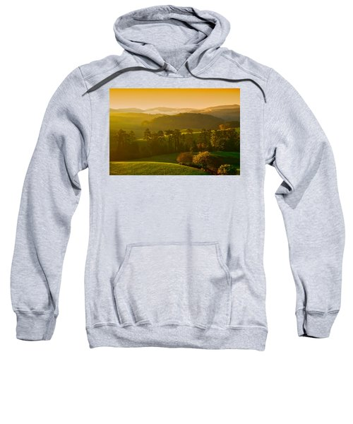 Smokey Mountain Sunrise Sweatshirt