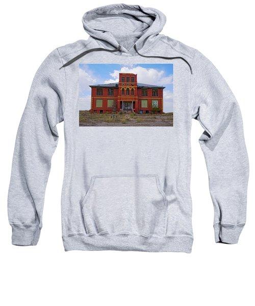 Texas Ghost Town School  Sweatshirt