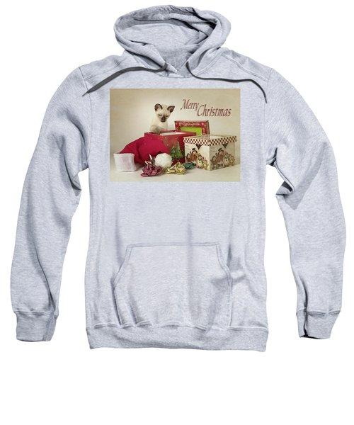 Thai Christmas Card Sweatshirt