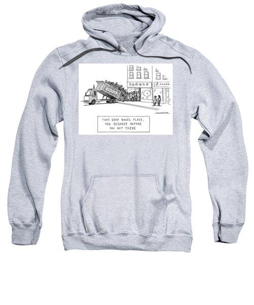 That Good Bagel Place Sweatshirt