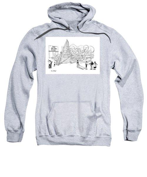 The 30-year Slide Sweatshirt