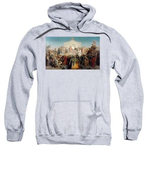 The Age Of Augustus And The Birth Of Jesus Christ Sweatshirt