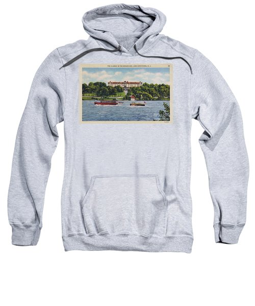 The Alamac Or Breslin Hotel Sweatshirt