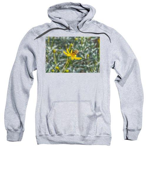 The Bee The Flower Sweatshirt