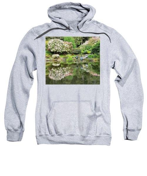 The Birds Of Shore Acres Sweatshirt