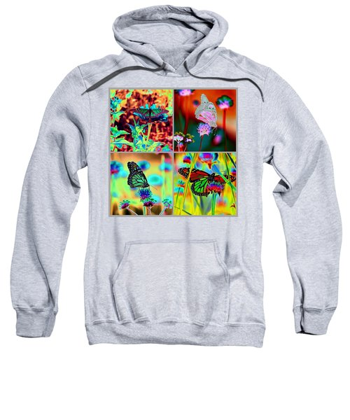 The Butterfly Collection 2 Sweatshirt