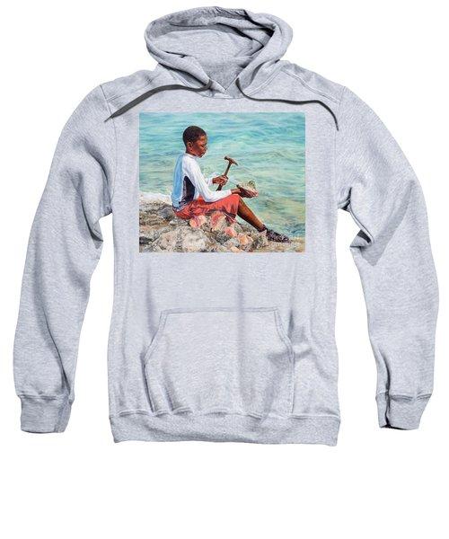 The Conch Boy Sweatshirt