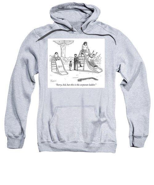 The Corporate Ladder Sweatshirt