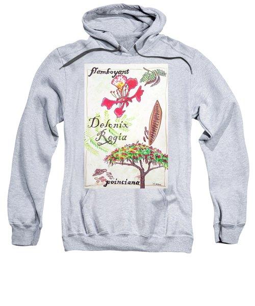 The Flamboyant Tree Sweatshirt