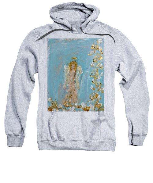 The Golden Child Angel Sweatshirt