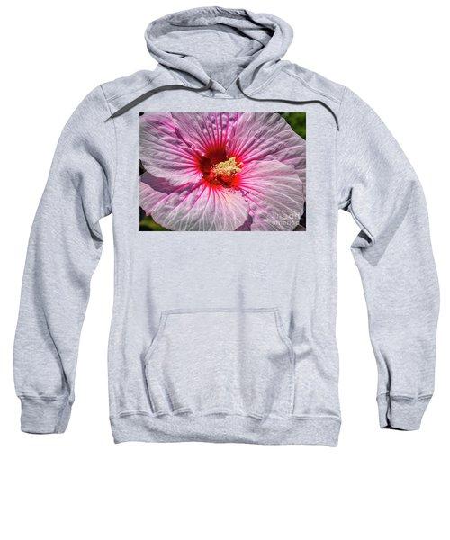 The Hibiscus Flower Sweatshirt