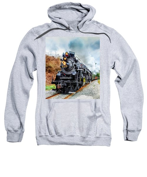 The Iron Horse  Sweatshirt