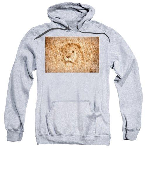 The King Sweatshirt