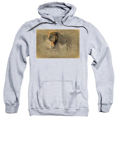 The King Stalks Sweatshirt
