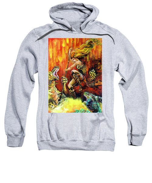 The Last Adoni Sweatshirt