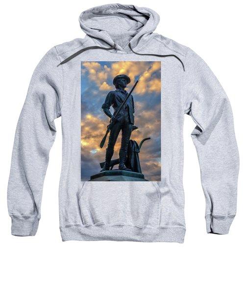 The Minute Man Sweatshirt