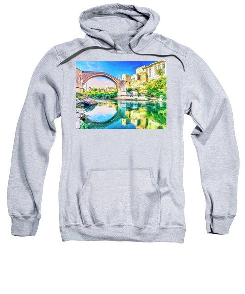 The Mostar Bridge Sweatshirt