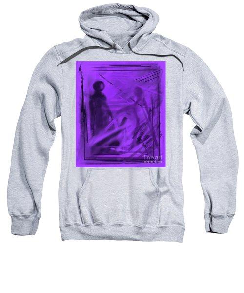 The Mystery Outside My Window Sweatshirt