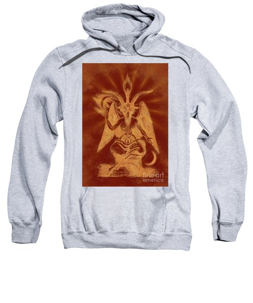 The Occult World Of Eliphas Levi Sweatshirt