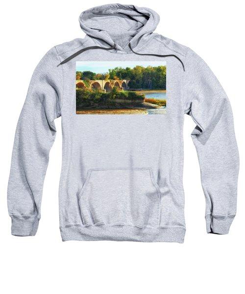 The Old Bridge  Sweatshirt