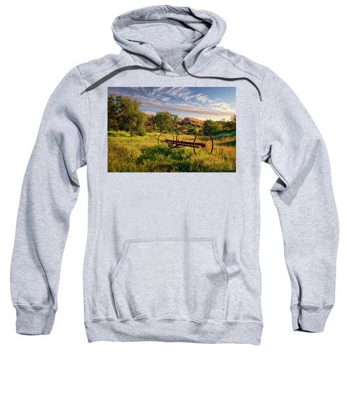 The Old Hay Rake Sweatshirt