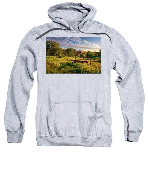 The Old Hay Rake Sweatshirt