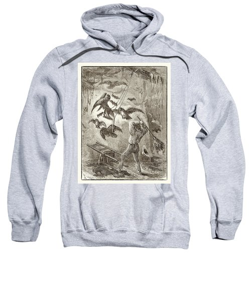 The Owl's Revenge Sweatshirt