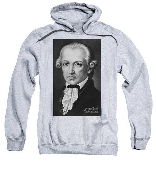 The Philosopher Immanuel Kant Sweatshirt