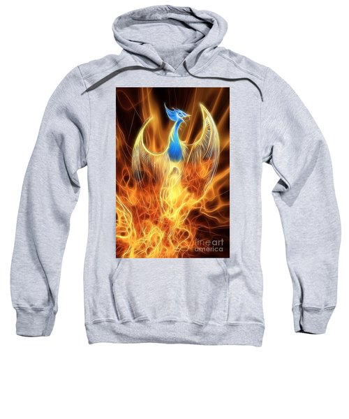 The Phoenix Rises From The Ashes Sweatshirt