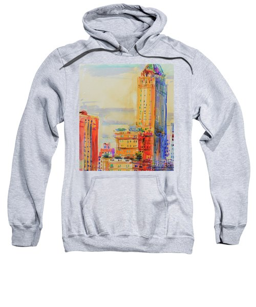 The Pierre, New York Sweatshirt