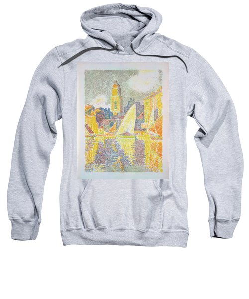 The Port, Saint-tropez - Digital Remastered Edition Sweatshirt