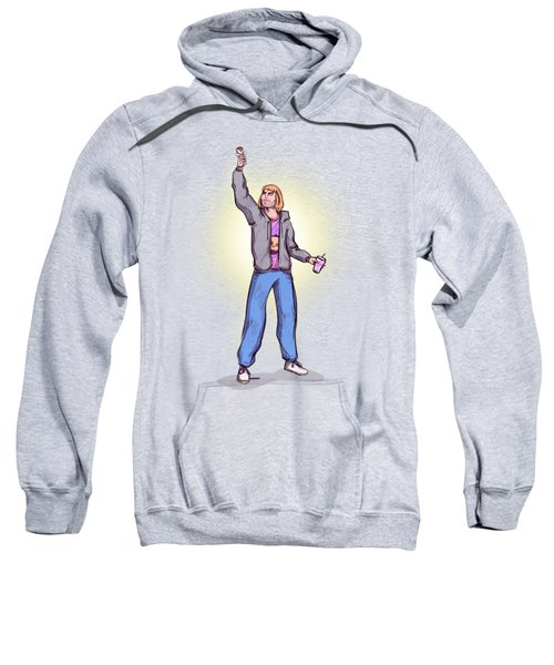 The Power Of Retirement  Sweatshirt