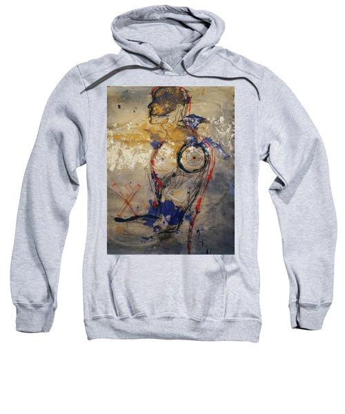 The Protector Of The Sacred Feminine  Sweatshirt