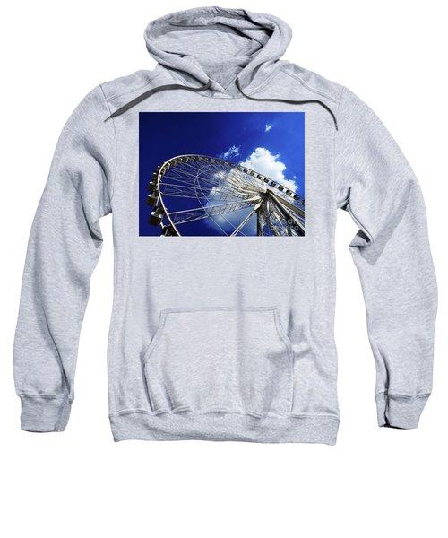The Ride To Acrophobia Sweatshirt