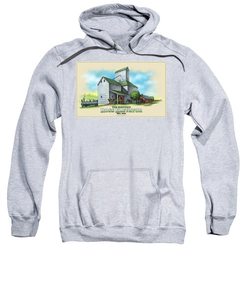 The Ross Elevator Sweatshirt