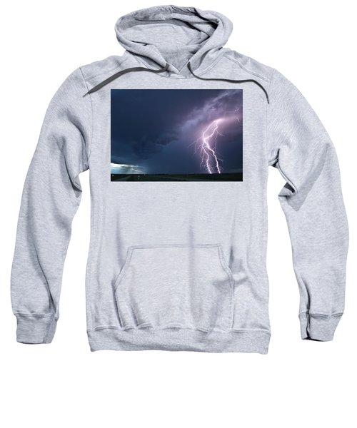 The Sky Is Alive Sweatshirt