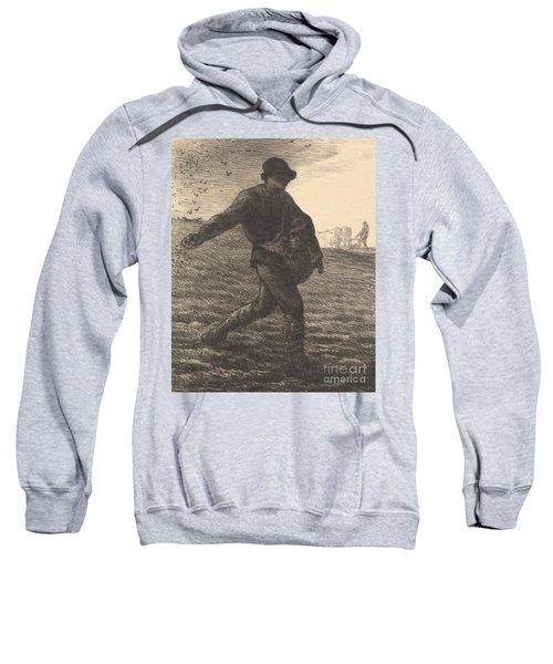 The Sower, 1851  Sweatshirt