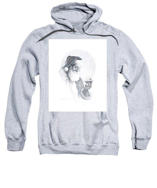 The Spirit Of Christmas Vignette Sweatshirt