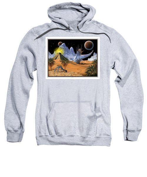 The Survivor Sweatshirt