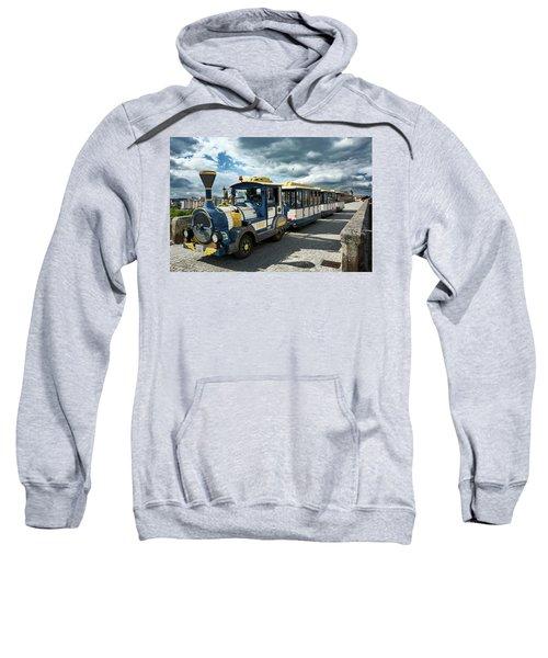 The Touristic Train Of Ourense Sweatshirt