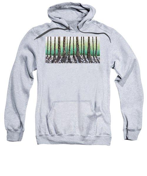 Look Beyond The Shadows Sweatshirt