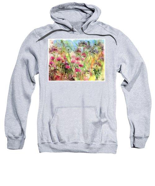 Thistles Impression II Sweatshirt