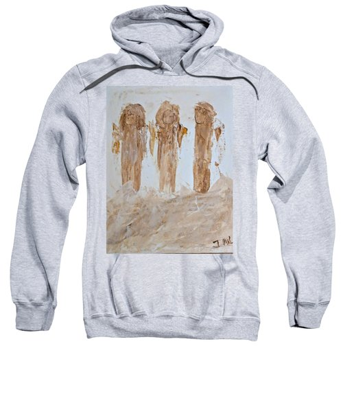 Three Little Muddy Angels Sweatshirt