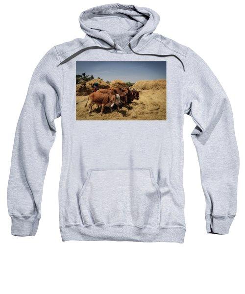 Threshing Sweatshirt