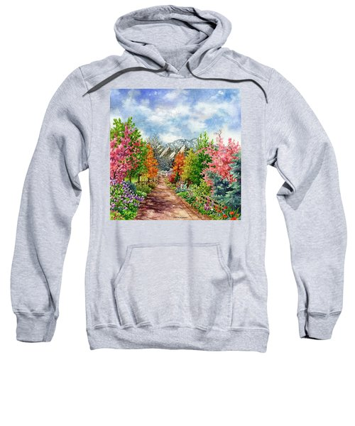 Through All Seasons Sweatshirt