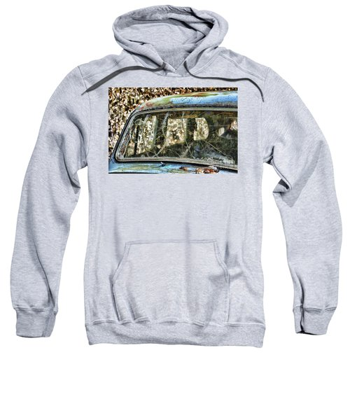 Through The Windshield Sweatshirt