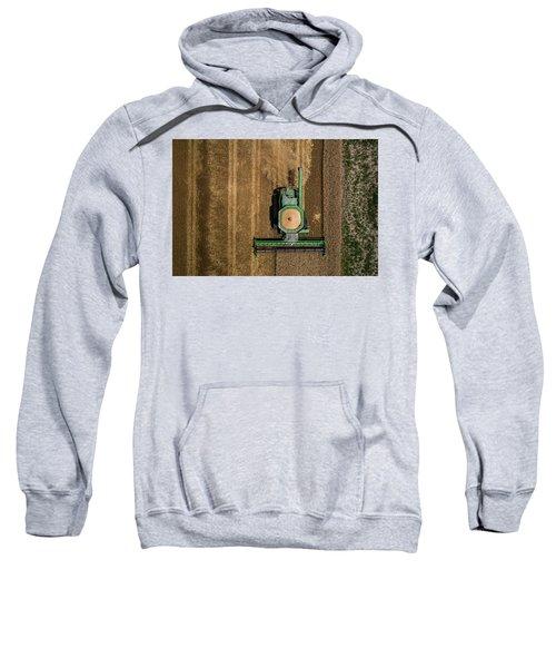 Through Wheat Sweatshirt