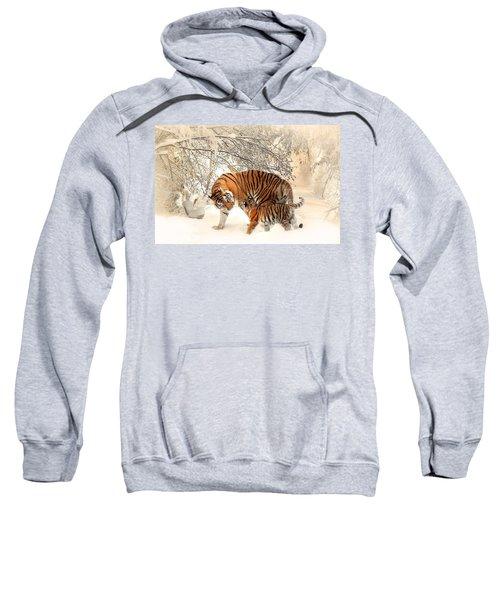 Tiger Family Sweatshirt