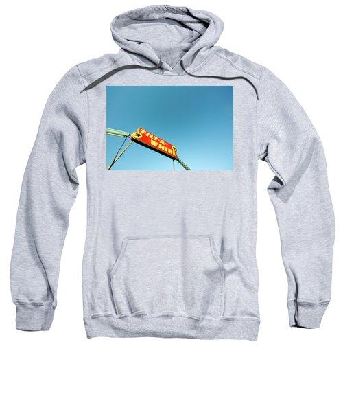 Tilt-a-whirl Sign Sweatshirt